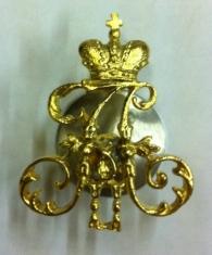 Знак Имп. Александра II кадетский корпус