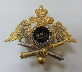 Знак Михайловское артиллерийское училище