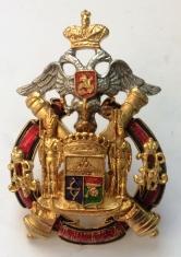 Знак Нижегородский графа Аракчеева кадетский корпус