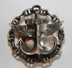 Знак Офицерский класс Морской Авиации