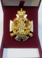 Знак Ряжский пехотный полк