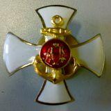 Знак Кронштадтский пехотный полк