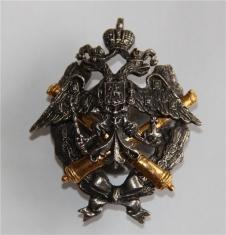 Знак Николаевская артиллерийская академия