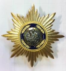 Звезда ордена Белого орла лучевая. (Иноверцы)