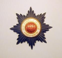 Звезда Ордена Св.Александра (Болгария)