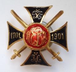 Знак Нижегородский Драгунский полк