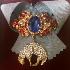 Орден Золотого Руна с хрусталём (Бургундия) Вариант 2