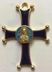 Крест орден Святой Ольги 1 степени. (Вариант 2)