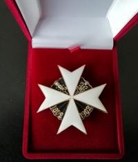 Знак выпускника  Пажеского Его Императорского Величества корпуса