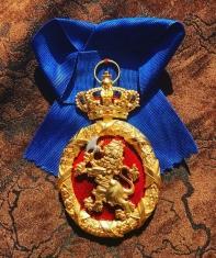 Орден Норвежского льва