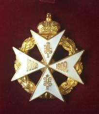 Знак Пажеского Корпуса для офицеров