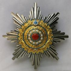 Звезда ордена двойного дракона (Китай)