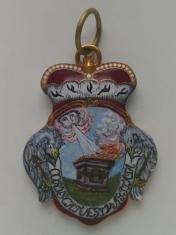 Орден Заслуг и Добродетели «Virtuti Constanti» Мекленбург-Стерлиц