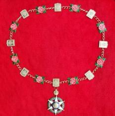 Цепь ордена Розы (Бразильская Империя)