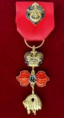Фрачник ордена Золотого Руна