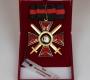 Крест ордена Святого Владимира 1 ст.(с мечами)