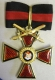 Крест ордена Святого Владимира 3 ст.(с верхними мечами)