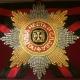 Звезда ордена Святого Владимира бриллиантовой огранки (гранёная)