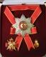Набор орд.Св.Анны (Аннинский) с хрусталем swarovski