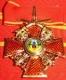 Крест ордена Святой Анны 2 ст. (с верхними мечами)