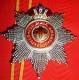 Звезда ордена Святой Анны бриллиантовой огранки (с короной)