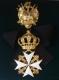 Крест ордена Святого Иоанна Иерусалимского мальтийский, командорский