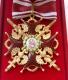 Крест ордена Святого Станислава 2 ст.(с мечами)