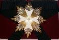 Звезда ордена Святого Иоанна Иерусалимского мальтийская (с хрусталем) (Авторская Работа)
