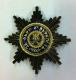 Звезда ордена Святого Андрея Первозванного лучевая Вариант 2