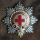 Звезда Ордена Подвязки с хрусталём (Великобритания)