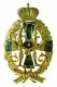 Знак Саратовский пехотный полк