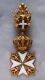 Крест ордена Святого Иоанна Иерусалимского мальтийский Австро-Богемское Великое Приорство