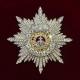 Звезда Святой Екатерины коронационная